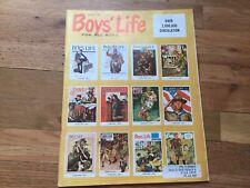 Boys' Life Magazine January 1960