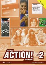 (CAT).(15).BURLINGTON ACTION 2ºESO.(WORKBOOK) *CATALAN*. ENVÍO URGENTE (ESPAÑA)