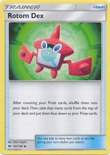 x4 Rotom Dex - 131/149 - Uncommon Pokemon Sun & Moon Base Set M/NM English
