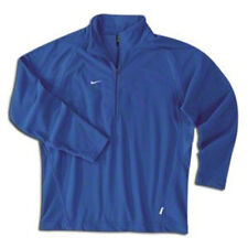 Nike Therma-FIT Team Training Top Blue Jacket Men's Fitness Soccer Sports