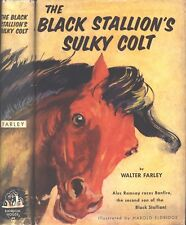 The Black Stallion's Sulky Colt Walter Farley (Stallion) HC 1st/1st 1954