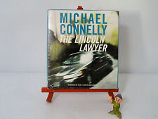 The Lincoln Lawyer by Michael Connelly (2005, 10 CDs, New Factory Sealed)