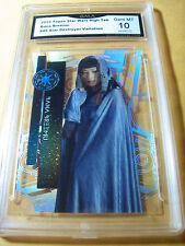 BANA BREEMU 2015 STAR WARS HIGH TEK STAR DESTROYER VARIATION # 49 GRADED 10