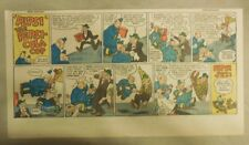 Pepsi and Pete The Pepsi-Cola Cops! from 1940's  7.5 x 15 inches by ??