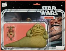 Star Wars # 51 NM Jabba The Hutt Action Figure Variant JTC (in hand) wraparound