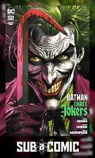 BATMAN THREE JOKERS #1 (DC 2020 1st Print) COMIC