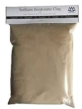 All Natural Sodium Bentonite Clay With Minerals 50 Pounds - Wasatch Naturals