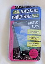 Shatter Resistant Screen Guard for Cellphones - Fits Samsung Galaxy S7 NEW