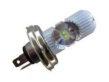Lampe Birne kalt weiss LED P45t R2 6V 12V 45/40W MZ Wartburg Citroen 2CV Käfer