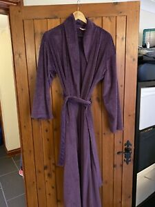 Per Una Marks And Spencer Dressing Gown Size 8-10 Long