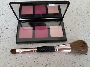 Laura Geller Multitasking Eye Lip Cheek Palette *Pink Please* BNIB FREE BRUSH