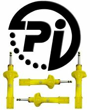 PEUGEOT 206 98-10 2.0 HDI posteriore pi accorciato SHOCK ABSORBER