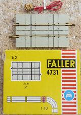 Faller Ams 4731 Rails Crosses Straße IN Original Packaging (JU392)