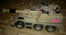 "GI JOE Motorized Air Powered Attack Howitzer 2002 19"" Control Electronic Tank"