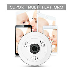 HD 960P Wifi IP Camera P2P Wireless Security Camera 2-Way Audio 360 Degree Video