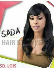 SD.Lois - Long Wavy Synthetic Wig Color 1B (Off Black)