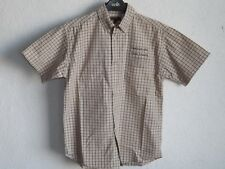Timberland boys cotton short sleeve check shirt size 10 years