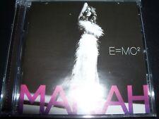 Mariah Carey – E=MC² (Australia) Ft Touch My Body & Bye Bye CD – Like New