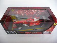 Hot Wheels 1:18 Ferrari 2003 World Champion Michael Schumacher MATB1026