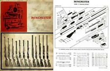 Winchester 1965 Component Parts Catalog