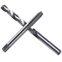 30pcs M8 Thread Repair Insert Tool Wrench Spiral Drill Bit Tap Steel Quality