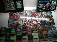 1996 Yu-Gi-Oh Legendary 5d,s Collection Box, And Game Board And Cards
