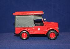 Modellauto/ Feuerwehrfahrzeug UDSSR  GAZ 69 PMG-20/  De Agostini /OVP