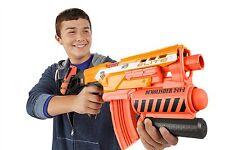 Nerf Pistolas 2-en-1 N Strike Elite Demolisher Blaster Con Nerf Pistola Balas Dardos
