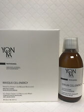 Yonka Masque Cell-Energy Professional, Cell-Energy Serum + 12 Biocellulose Masks