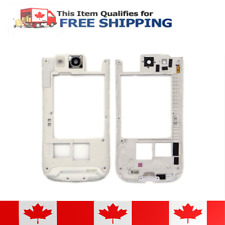 Samsung Galaxy S3 i9300 White MidFrame Plate Bezel Chassis