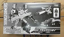 Transformers MISB Legends LG-EX Black Convoy Optimus Prime Box free ship