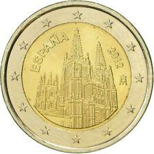 [#424637] Espagne, 2 Euro, Burgos, 2012, SUP, Bi-Metallic, KM:1254