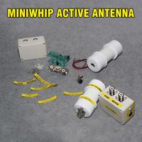 Mini-whip HF LF VLF Active RX Antenna Mini Whip Shortwave DIY SDR RX Portable