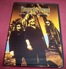 TANGERINE DREAM The Video Mixes, EDGAR FROESE, 60 mins DVD PAL 2 - NEW, SEALED
