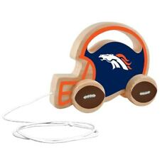 Denver Broncos NFL Baby Push & Pull Toy - New in Package