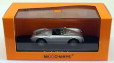 Artículos de automodelismo y aeromodelismo color principal plata Porsche escala 1:43