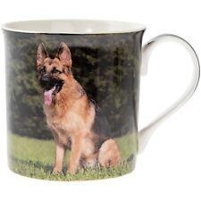 German Shepherd Fine China Mug Alsatians Dog Collectables Coffee LP93581