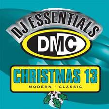 DMC DJ Essentials Christmas Vol 13 - More Fresh And Classic Xmas Cuts CD