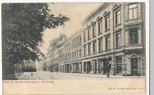 Sweden; Gothenburg, View of Sodra Hamngatan PPC, UB, Unused, c 1100 - 1905