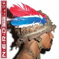 N.E.R.D-NOTHING-JAPAN SHM-CD BONUS TRACK D50