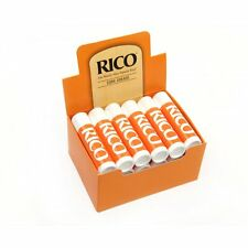 Rico Cork Grease.Box Of 12.RCRKGR12 Premium Cork Grease For Clarinet & Saxophone