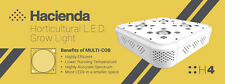 Hacienda H4 250W COB LED Hydroponic Grow Light Growth Bloom & Full Spectrum