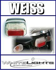 LED Heckleuchte Rücklicht weiss BMW R 850 1100 1150 GS bis 2000 clear taillight