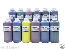 12 Pint pigment refill ink for Canon Wide-format printer iPF5100 iPF5000 iPF6200