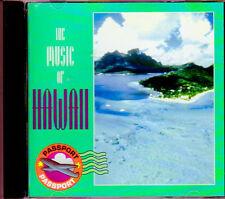 PASSPORT: THE MUSIC OF HAWAII: CLASSIC ISLAND INSTRUMENTALS FOR TIKI LUAU PARTY!