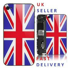 Union Jack iPhone 4 4G BACK CASE COVER Ricambio Housing BANDIERA UK