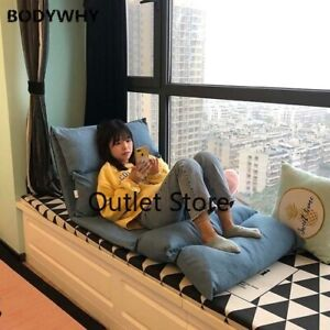 Lazy Sofa Chair Seat Bedroom Back Lazy Tatami Chair Balcony Lounge Chair