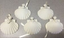 Complete Set Retired Flora Angelica Margaret Furlong Christmas Angel Ornament 5""