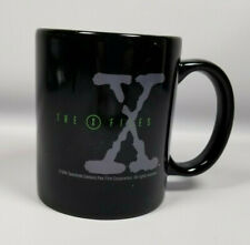 The X-Files The Truth Is Out There 12 Oz Black Coffee Mug 1994
