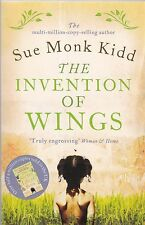 The Invention of Wings by Sue Monk Kidd (Paperback) New Book